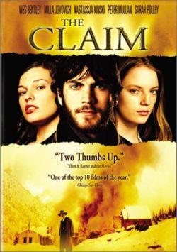 Золотая пыль - The Claim
