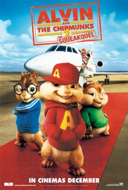 Элвин и бурундуки 2 - Alvin and the Chipmunks: The Squeakquel