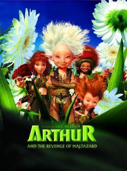 Артур и месть Урдалака - Arthur et la vengeance de Maltazard