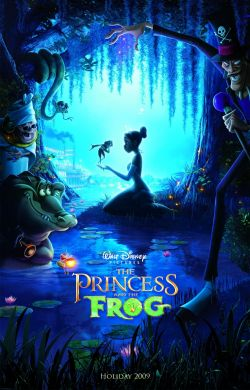 ��������� � ������� - The Princess and the Frog