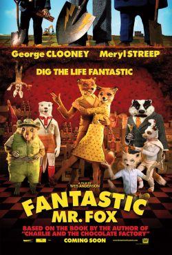 Бесподобный мистер Фокс - Fantastic Mr. Fox