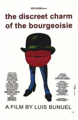 Скромное обаяние буржуазии - Le charme discret de la bourgeoisie