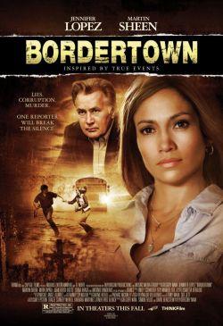 Город на границе - Bordertown