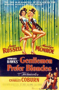 Джентльмены предпочитают блондинок - Gentlemen Prefer Blondes