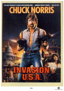 Вторжение в США - Invasion U.S.A.