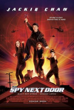 Шпион по соседству - The Spy Next Door
