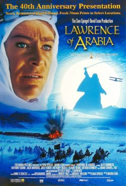 Лоуренс Аравийский - Lawrence of Arabia
