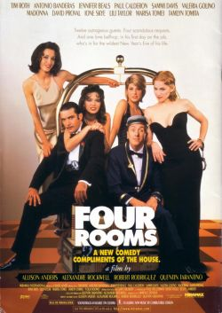 Четыре комнаты - Four Rooms