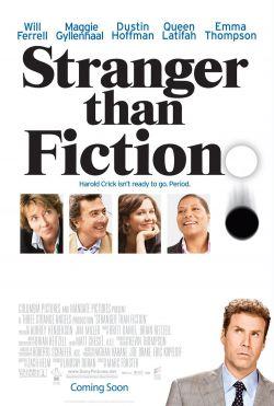 �������� - Stranger Than Fiction