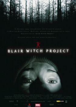 Ведьма из Блэр: Курсовая с того света - The Blair Witch Project
