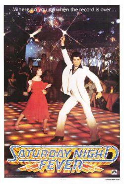 Лихорадка субботнего вечера - Saturday Night Fever