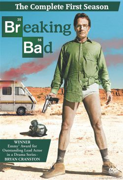 Во все тяжкие. Сезон 1 - Breaking Bad. Season 1