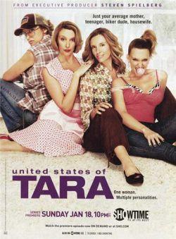 Соединенные Штаты Тары. Сезон 1 - United States of Tara. Season I