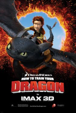 Как приручить дракона - How to Train Your Dragon