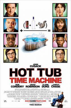 Машина времени в джакузи - Hot Tub Time Machine