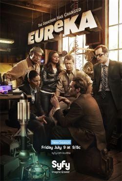 Эврика. Сезон 4 - Eureka. Season IV