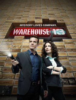 Хранилище 13. Сезон 2 - Warehouse 13. Season II