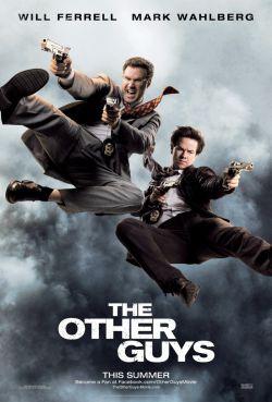 Копы в глубоком запасе - The Other Guys
