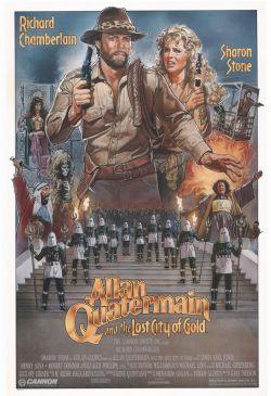 Аллан Куотермейн и потерянный город золота - Allan Quatermain and the Lost City of Gold