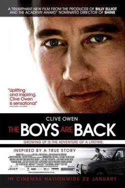 Мальчики возвращаются - The Boys Are Back
