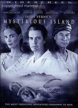 Таинственный остров - Mysterious Island
