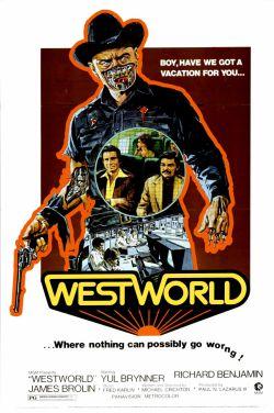 Западный мир - Westworld