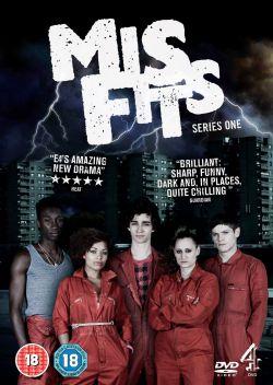 Отбросы (Плохие). Сезон 1 - Misfits. Season I