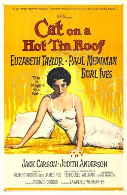 Кошка на раскаленной крыше - Cat on a Hot Tin Roof