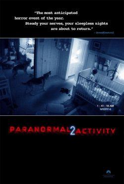 Паранормальное явление 2 - Paranormal Activity 2
