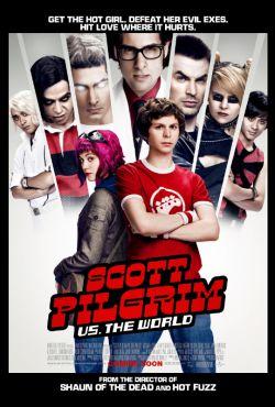 Скотт Пилигрим против всех - Scott Pilgrim vs. the World