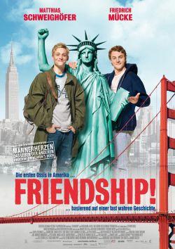 Том и Вайт уделывают Америку - Friendship!