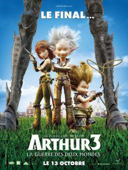 Артур и война двух миров - Arthur et la guerre des deux mondes