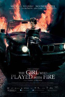 Девушка, которая играла с огнем - Flickan som lekte med elden