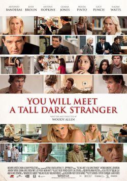 Ты встретишь таинственного незнакомца - You Will Meet a Tall Dark Stranger