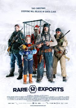 Санта на продажу - Rare Exports