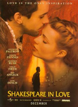 Влюбленный Шекспир - Shakespeare in Love