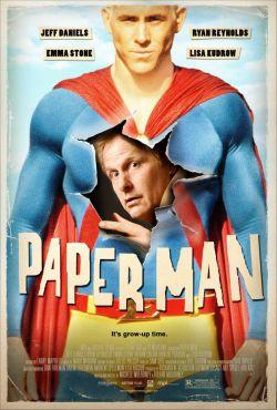 Бумажный человек - Paper Man