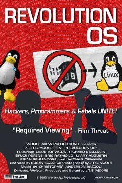 Революционная ОС - Revolution OS