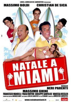 Каникулы в Майами - Natale a Miami