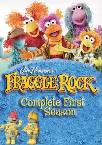 Гора Фрэгглов (Скала Фрэгглов) - (Fraggle Rock)