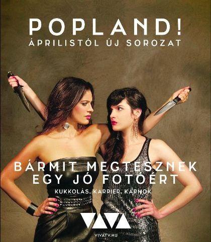 Вспышка – любовь - (Popland!)
