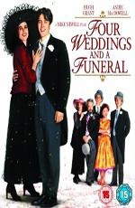 Четыре свадьбы и одни похороны - (Four Weddings and a Funeral)