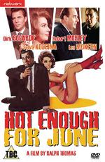 Жарковато для июня - (Hot Enough for June)