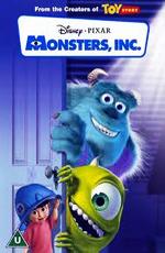 Корпорация Монстров: Дополнительные материалы - (Monsters, Inc.: Bonuces)