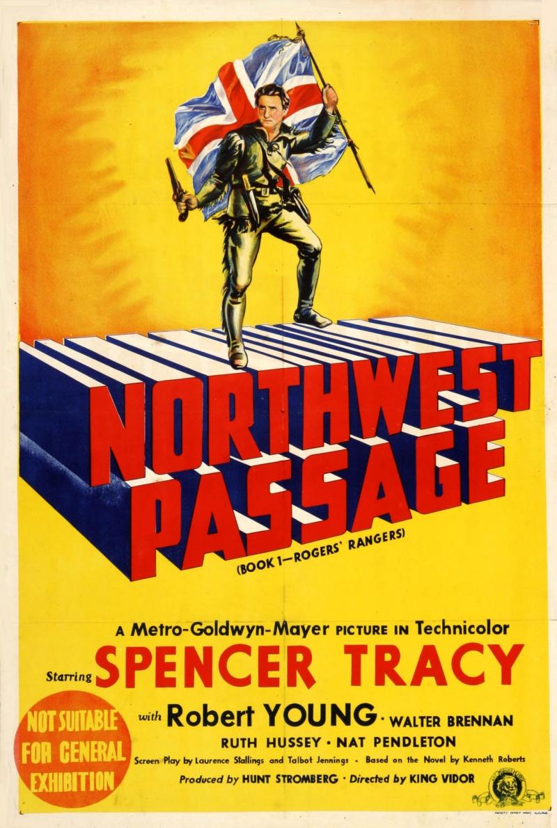 ������ �� ������-����� - (Northwest Passage)