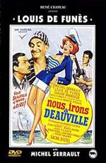 Мы поедем в Довиль - (Nous irons a Deauville)