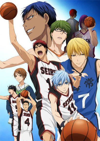 Баскетбол Куроко - (Kuroko no Basuke TV)
