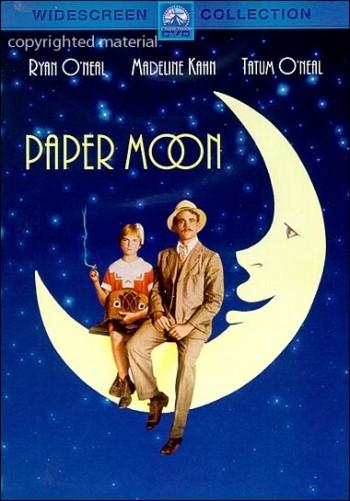 Бумажная луна - (Paper Moon)