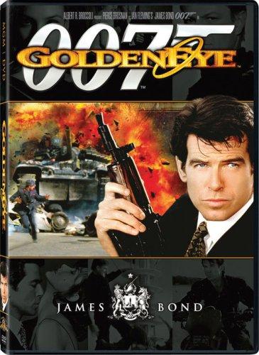 Джеймс Бонд 007: Золотой Глаз - (Golden Eye)