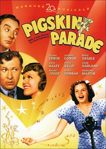 Кожаный парад - Pigskin Parade